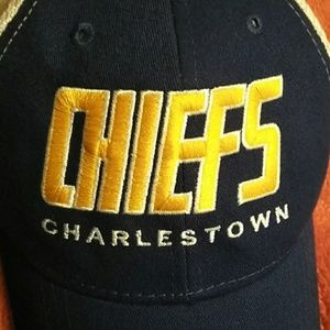 997e0b404fa1e Accessories - Charlestown Chiefs hat Slapshot movie